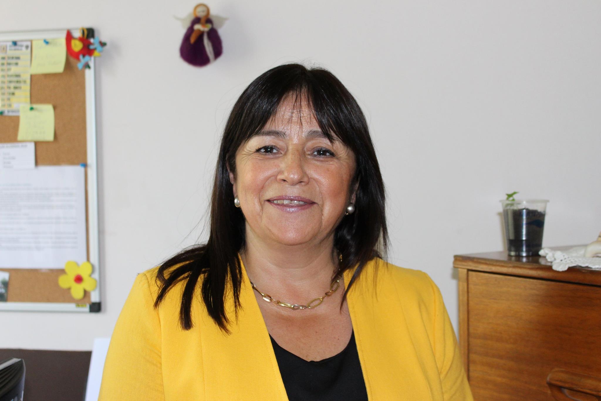 Alejandra Fonseca Directora